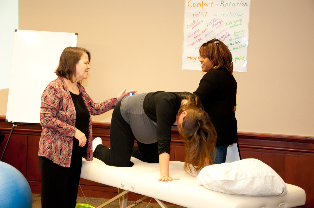Exercises to Get Your Baby Ready for Birth | Agape Doula Service