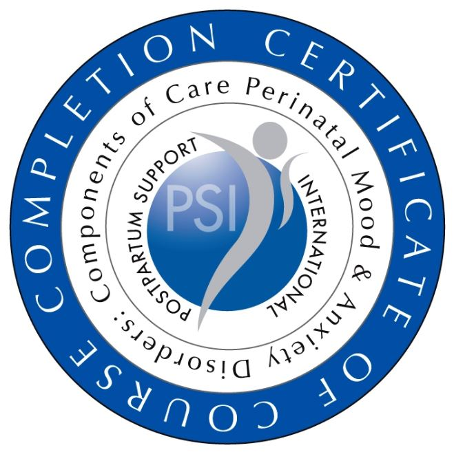 PSI Certificate logo
