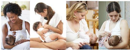 4 breatfeeding mom ethnic